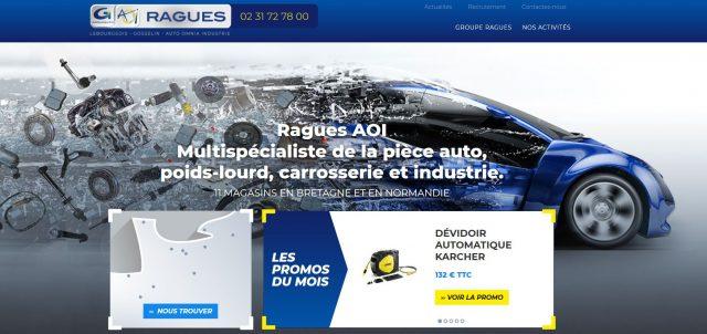 site internet Ragues-AOI