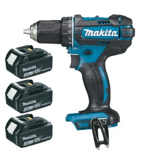 perceuse-Makita-batteries